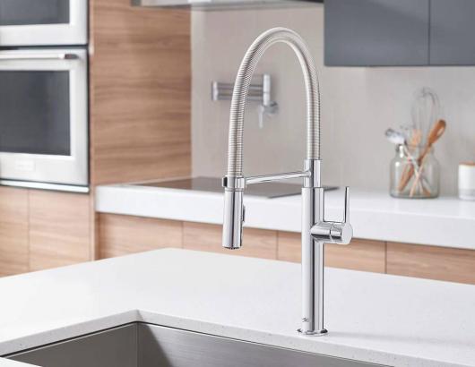 American Standard Studio S Collection Semi Pro Kitchen Faucet