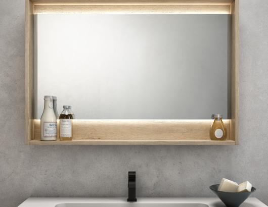 Hastings Tile and Bath underground Medicine cabinet