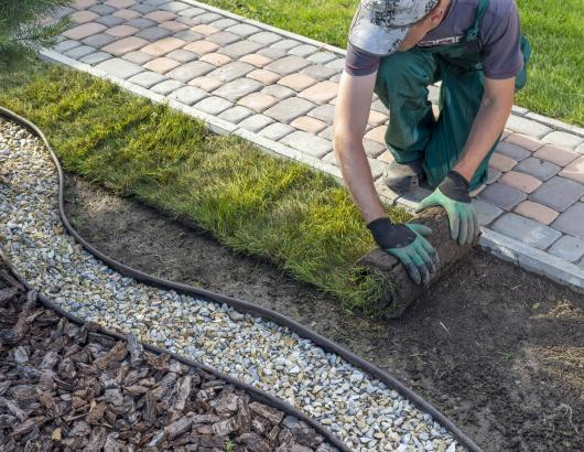 landscaping trends 2021