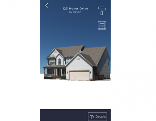 James Hardie app, allows replacement contractors and remodelers to obtain complete and accurate measurements of siding, trim, soffit, and windows using smartphone pictures.