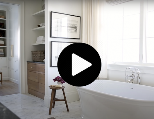 Studio McGee Custom Master Bathroom Reveal