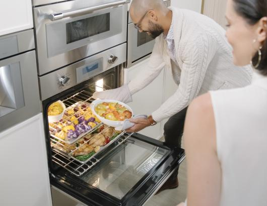 thermador professional wall oven