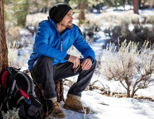 Construction professionals who work in cold climates will soon have another heated jacket option. Los Angeles-based ThermalTech has developed a lightweight solar-powered smart fabric that gathers energy from the sun or artificial light to keep the body warm even after the sun has set.