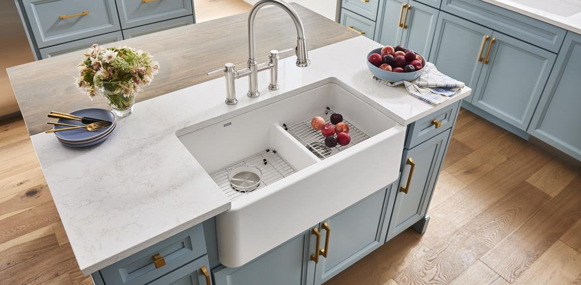 blanco ikon sink