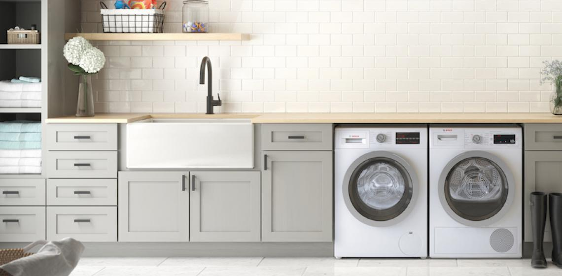 500 Series Laundry with Heat Pump Technology