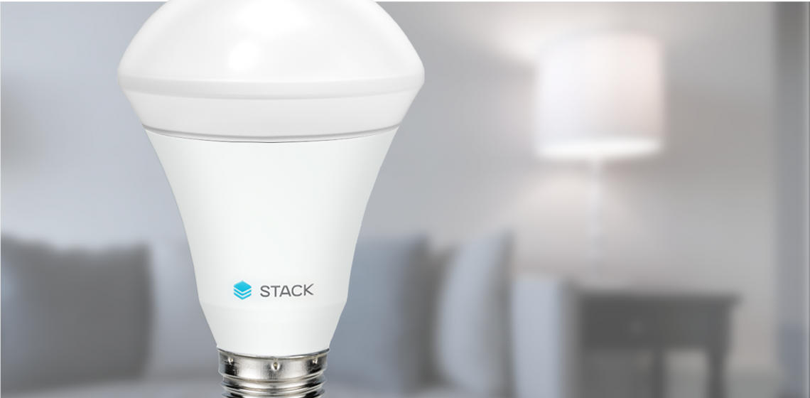 Stack Lighting Motion Sensor Lightbulbs