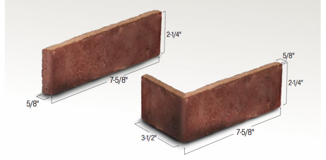 Authintic Brick By Meridian Brick