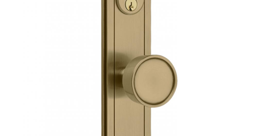 Baldwin Hardware evolved hollywood hills door lock