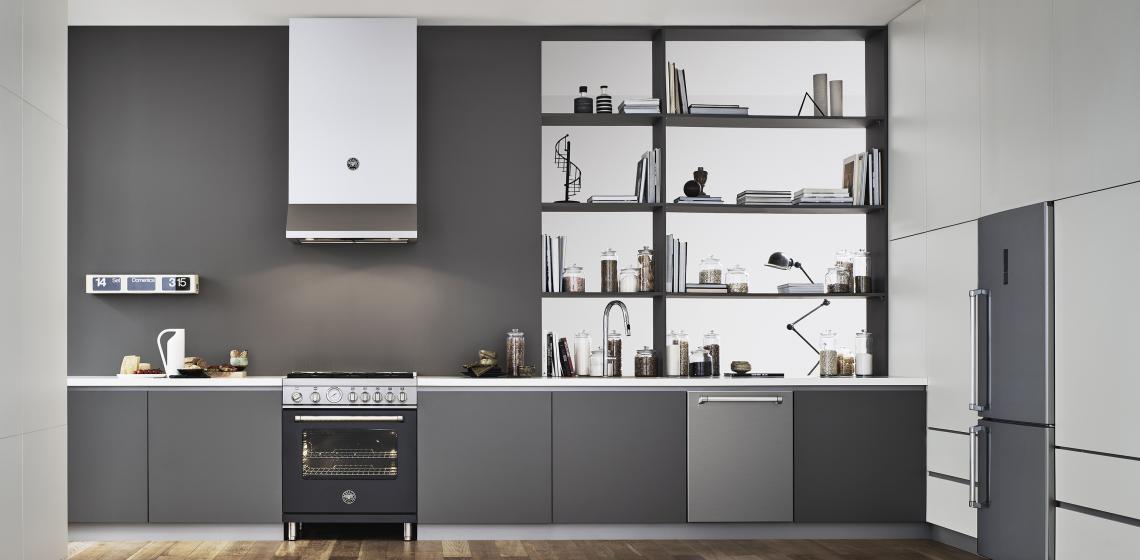 Bertazzoni kitchen appliances
