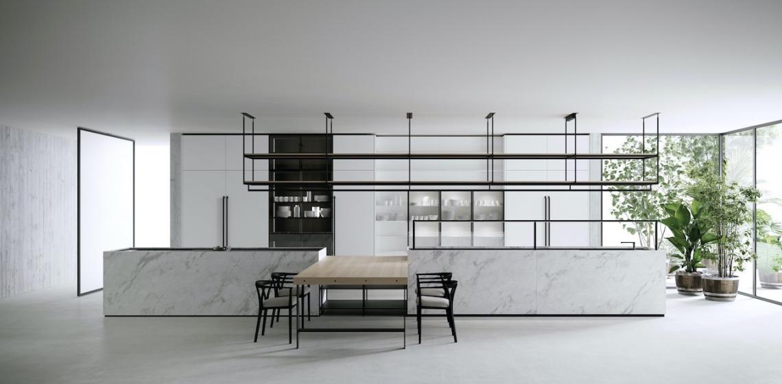 Boffi Piero Lissoni European kitchen
