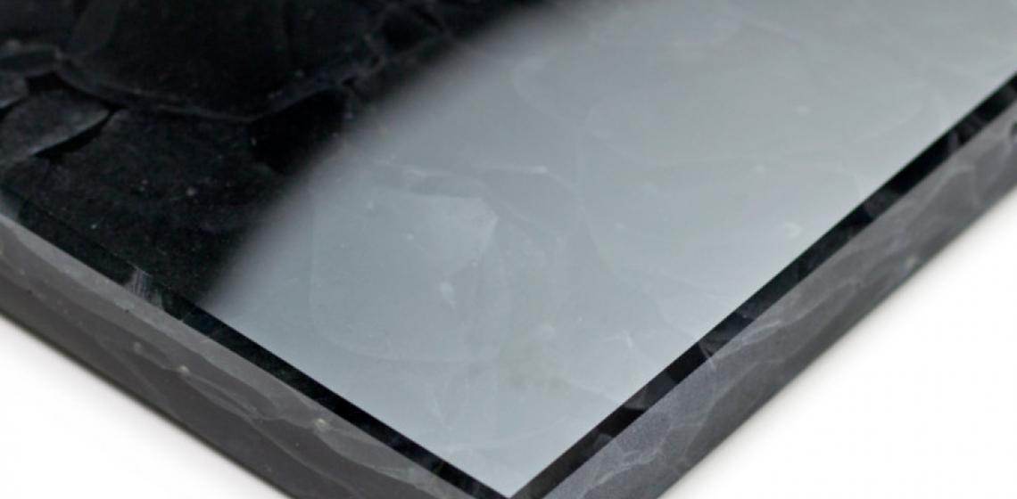 Coverings etc Bio-Glass countertop