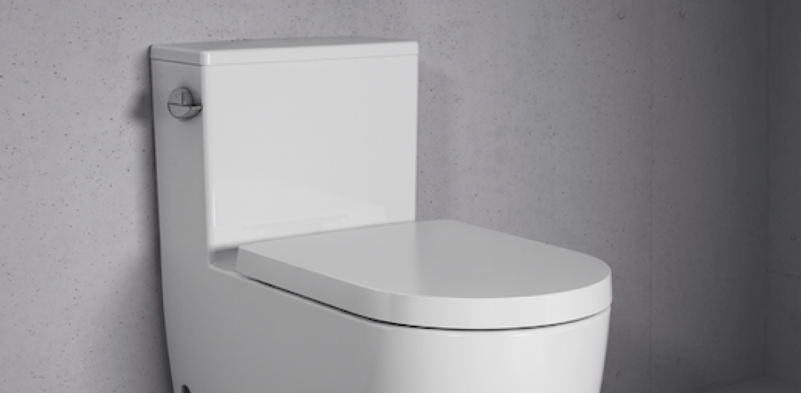 Duravit ME by Starck ADA toilet
