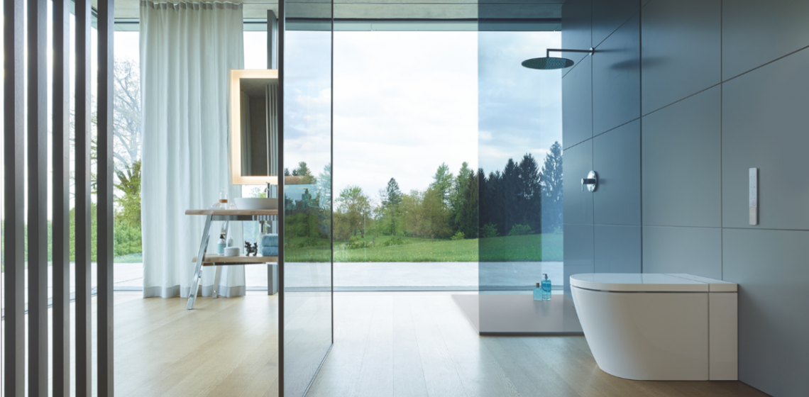 Duravit SensoWash i Smart Toilet Bidet Heated Seat