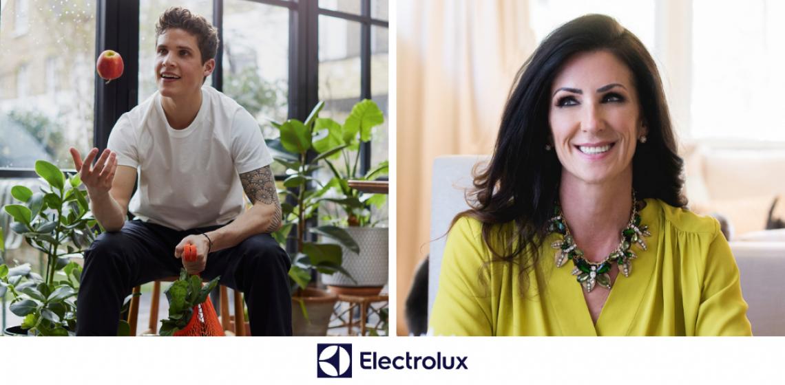 Electrolux Conscious Ambassadors Program for Designers