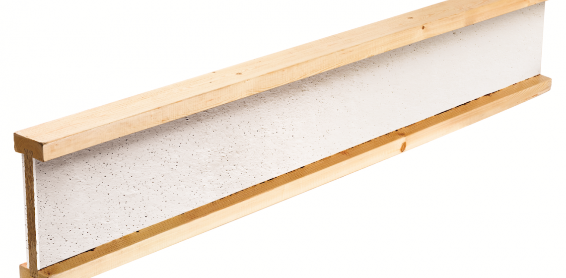 "LP Building Products has a FlameBlock I-joist that gives builders a new option to satisfy the latest ""Fire Protection of Floors"" section of the 2012 International Residential Code (R501.3)."