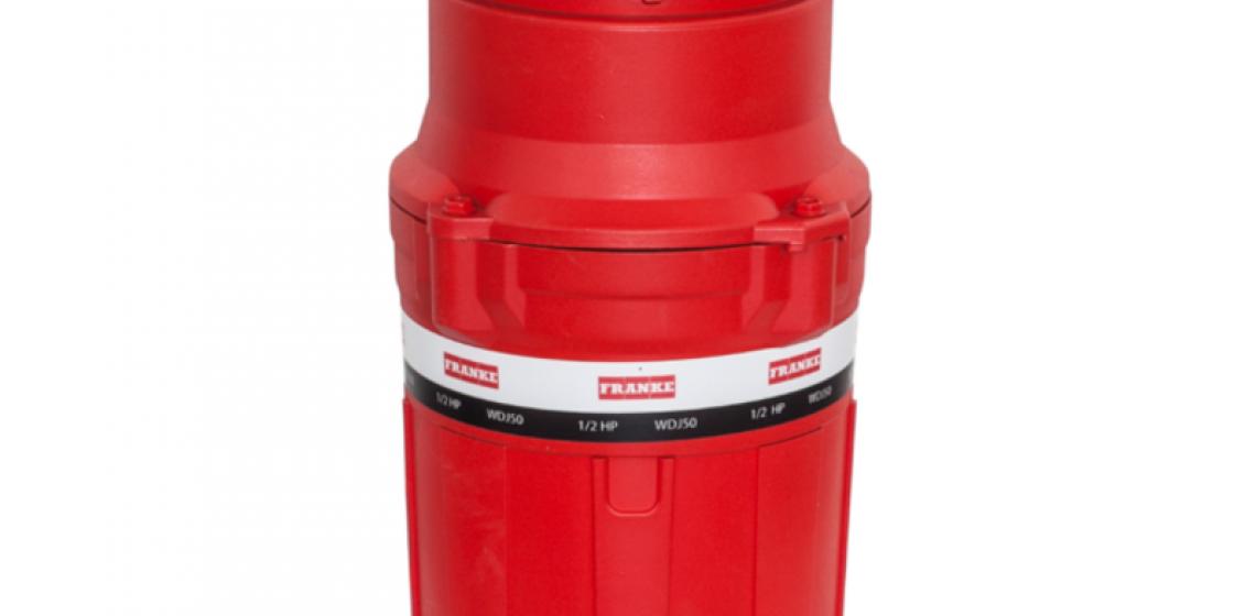 Franke WDJ50 garbage disposal