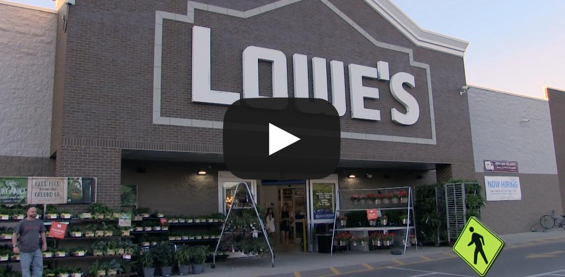 GE Lighting Lowe's partnership
