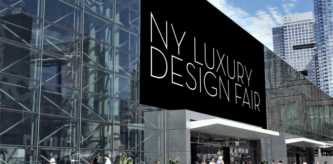 Javits Center NYLuxury Design Fair Rendering