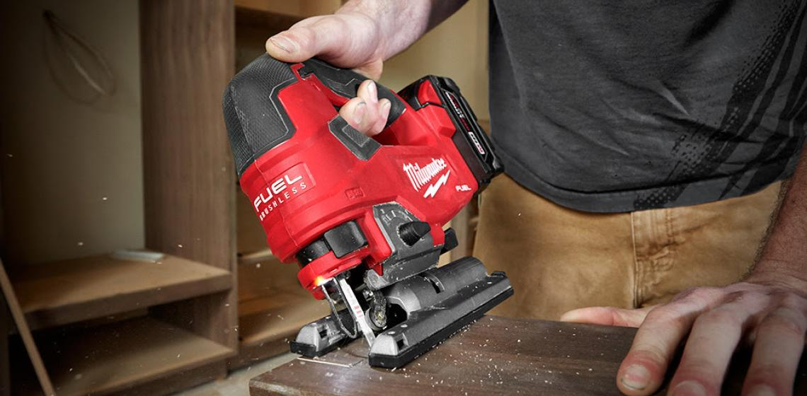 Milwaukee Tool M18 FUEL jig saw
