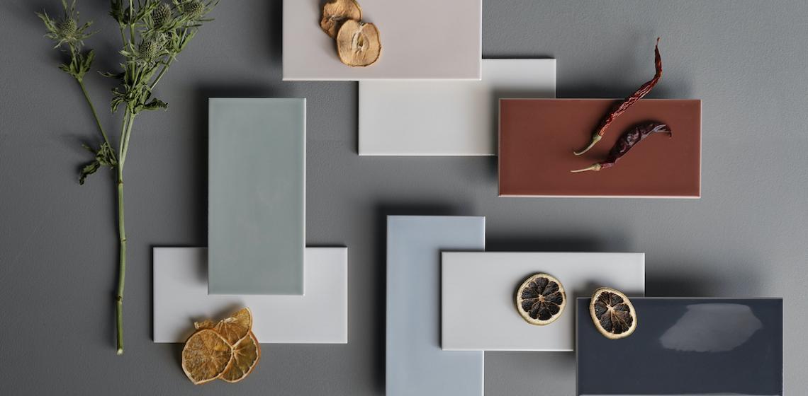 Mosa Classics Tide series glossy tile