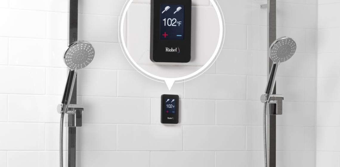 Riobel Genius Shower Digital Shower Control