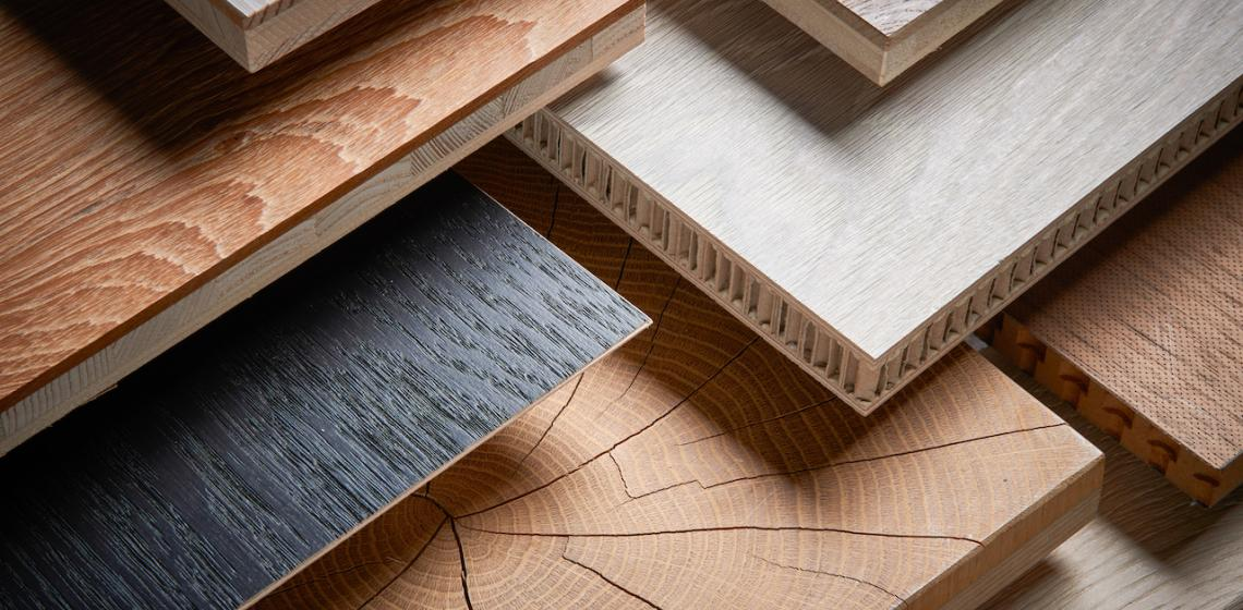 The Hudson Company Schotten and Hansen flooring collection Samples