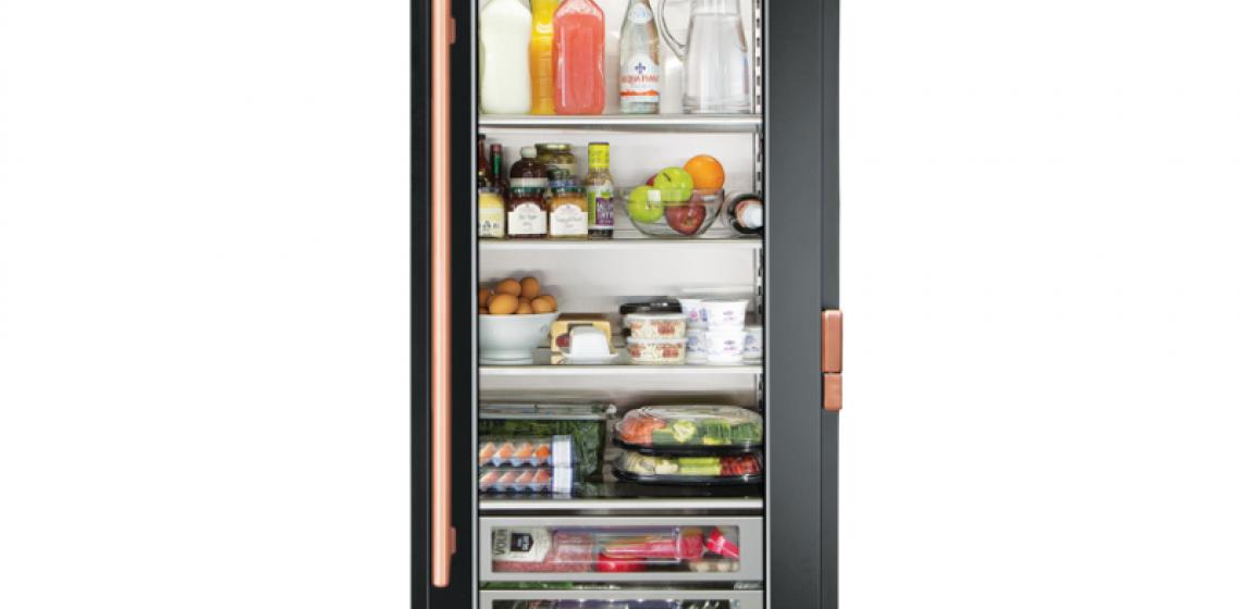 True Refrigeration Column Refrigerator
