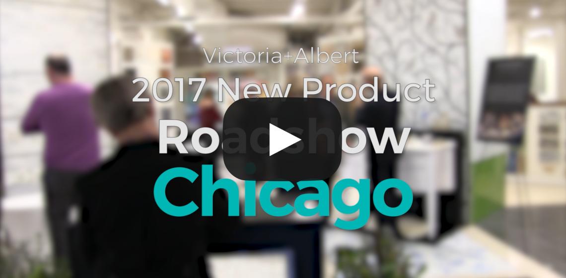 Victoria and Albert new bathroom product Roadshow