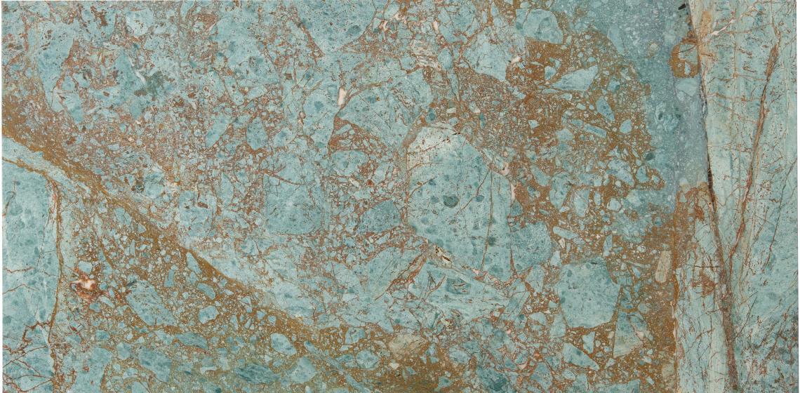 Walker Zanger Marble Luxe Turquoise Luxe