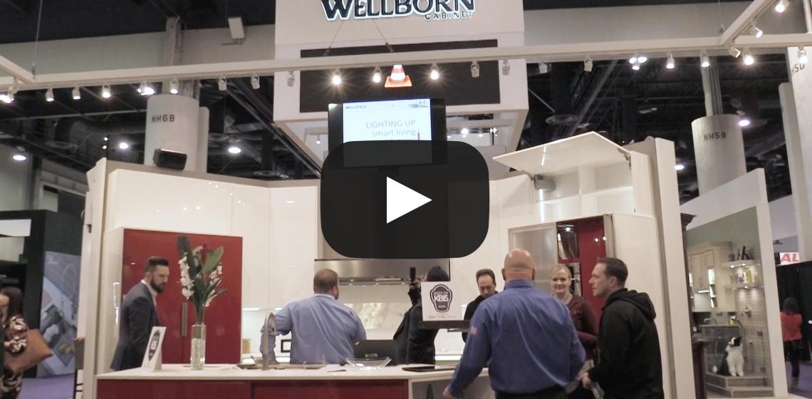 Wellborn cabinet trends video