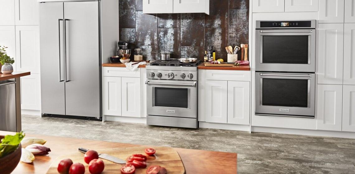 Whirlpool Corp KitchenAid appliance Suite