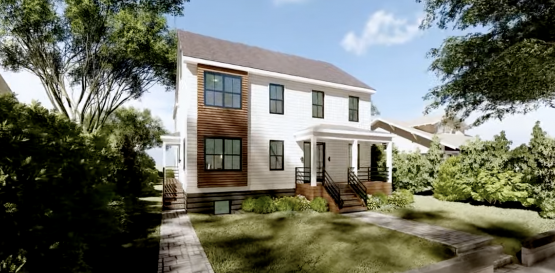the symbi home duplex includes air king products