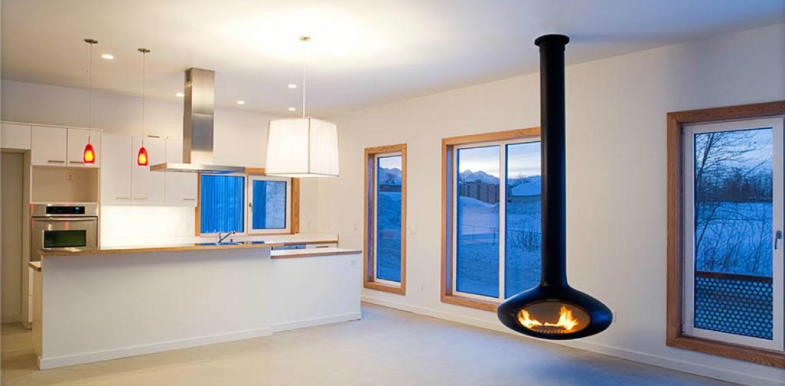 Though some hearth products are not ideal or practical as a primary source of heat, they are excellent for supplementing heat for homeowners and even better at creating ambiance and a statement in a room.