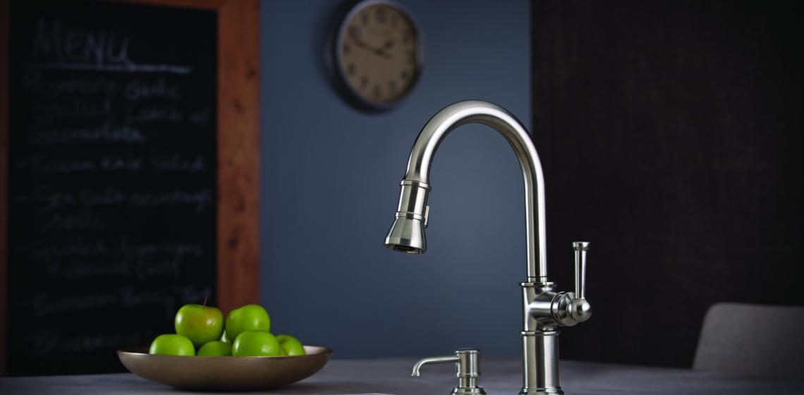 8 Brizo Artesso kitchen Faucet
