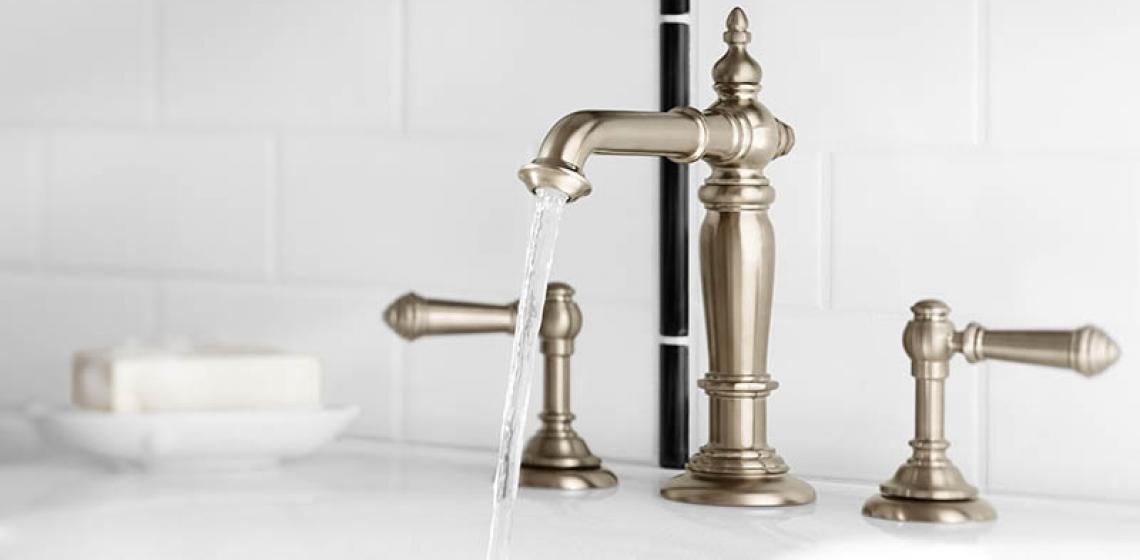 8 Koher Artifacts widespread Lavatory faucet
