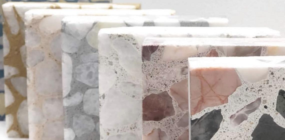 concrete collaborative terrazzo