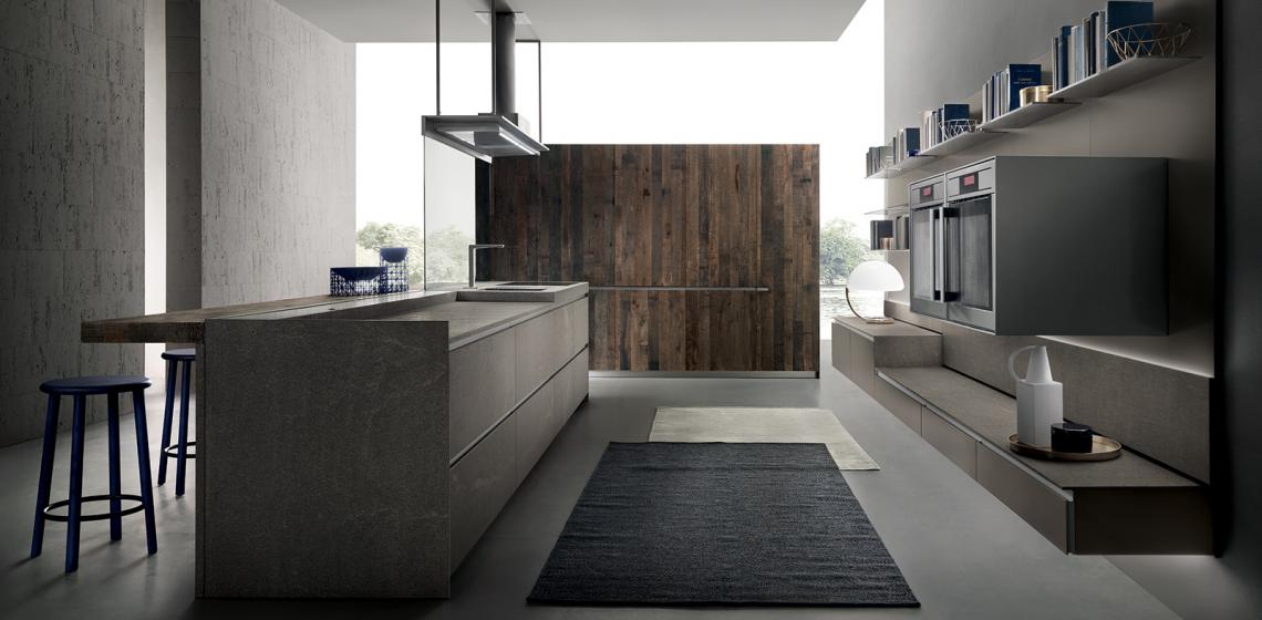 HERO Ernesto Meda Icon Kitchen Cabinets