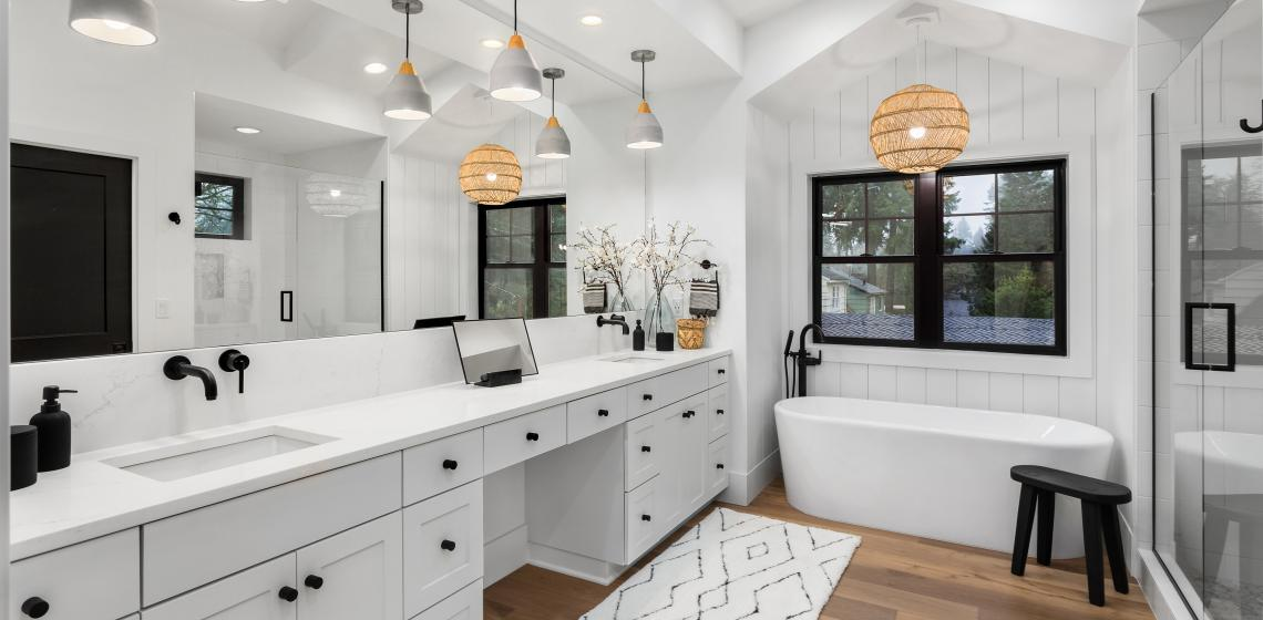 Houzz bathroom trend 2020