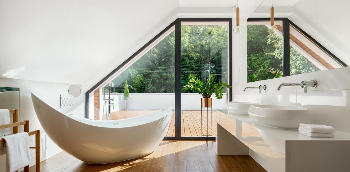NKBA bathroom trends 2021