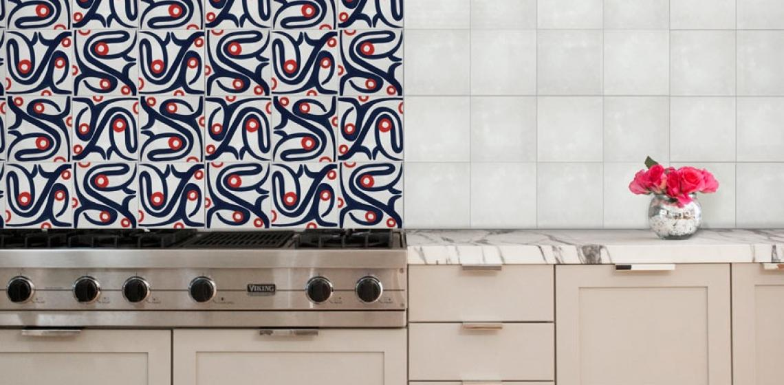 The backsplash is the unsung hero in any kitchen or bath space, but getting the surface right can be a challenge—unless you have some inspiration to guide you.