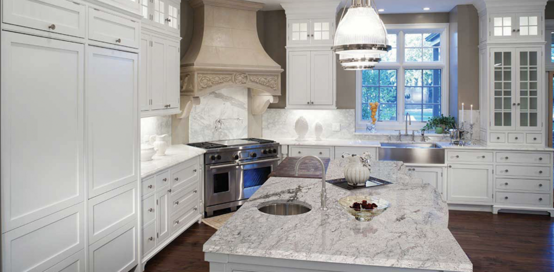 MSI surfaces river white granite