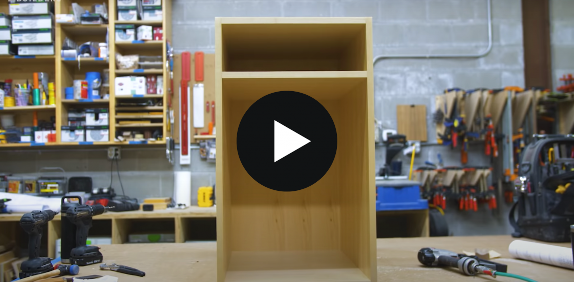 how to build cabinet