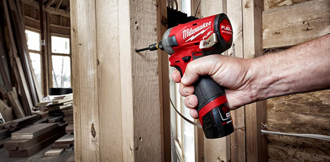 milwaukee tool hydraulic driver