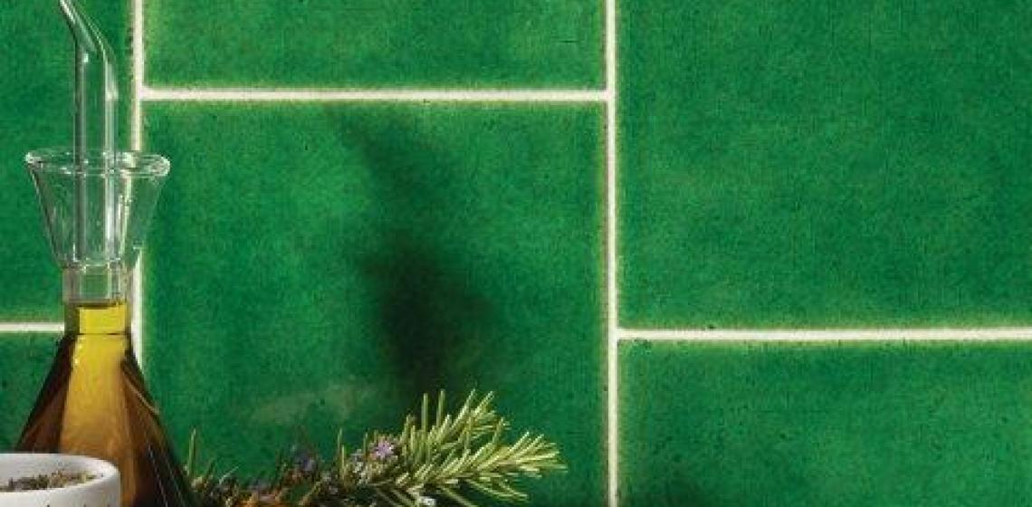 provencal ann sacks tile in Herbes
