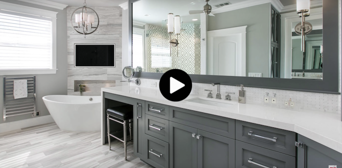 Smart Interiors Bathroom Remodel