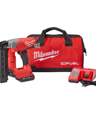 M18 Fuel finish nailer with bag
