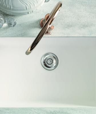 DuPont has renewed and expanded its range of Corian-branded solid surface sinks to 35 products in North America.