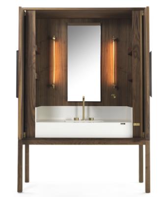 Cosentino DeKauri bath vanity
