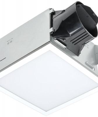 Delta Breez Integrity edge lit LED bath fan