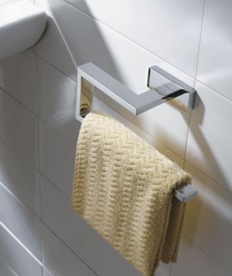 Sereniti Single Towel Ring